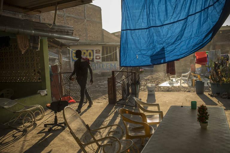 Imigrantes fixam raízes no México enquanto esperam por asilo