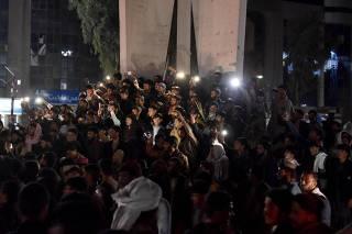 AFGHANISTAN-KANDAHAR-PEACE AGREEMENT-CELEBRATION