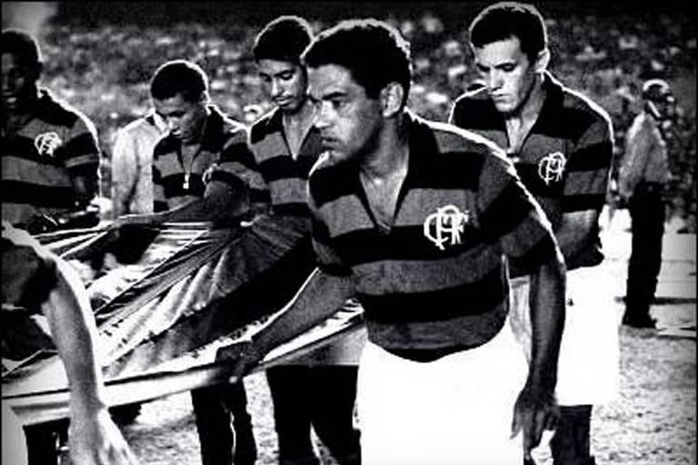 Garrincha Flamengo