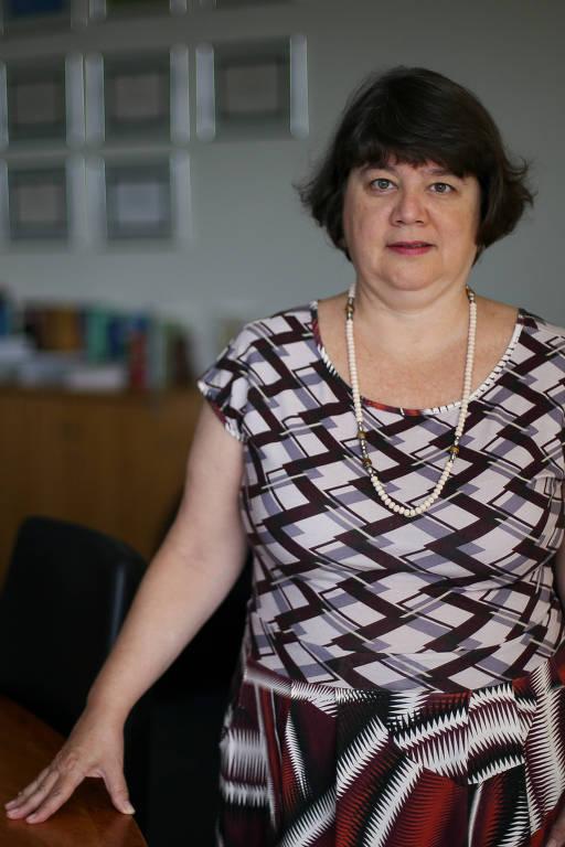 A procuradora Luiza Cristina Frischeisen