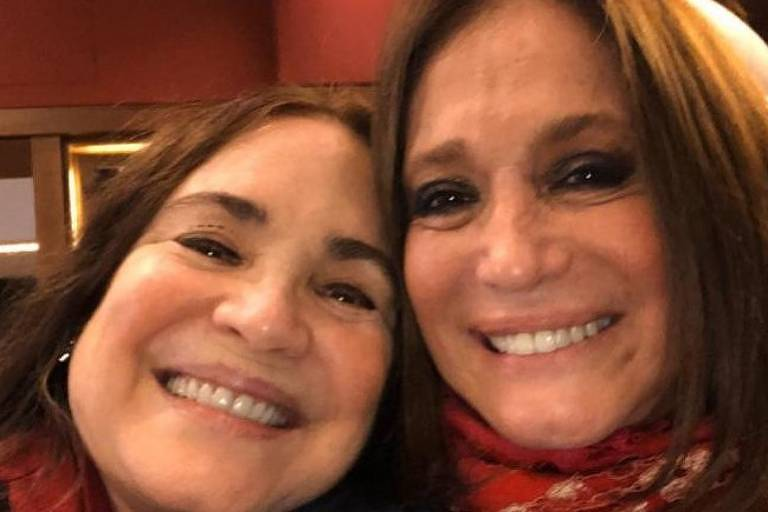 Regina Duarte e Susana Vieira