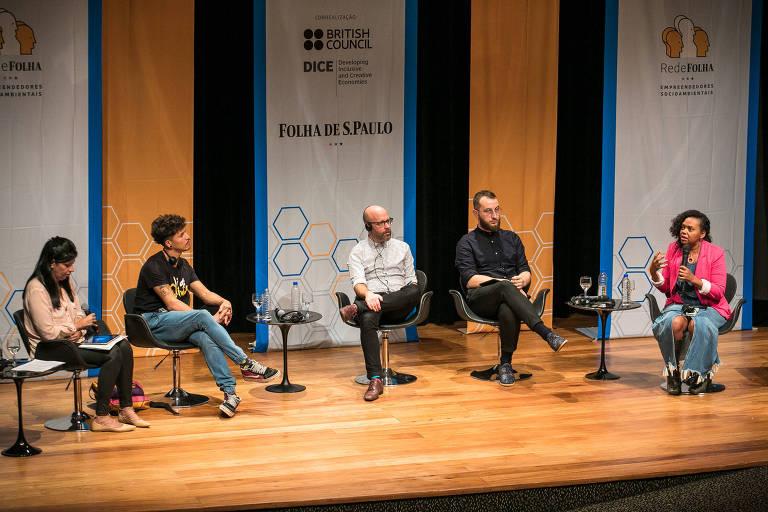 Diálogos Transformadores: criatividade para inclusão social e econômica