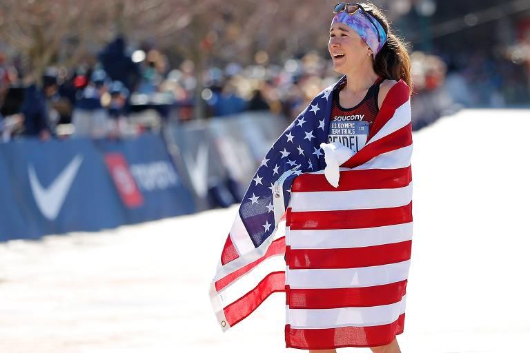 Atletas dos EUA participam de qualificatória para Olimpíada de Tóquio