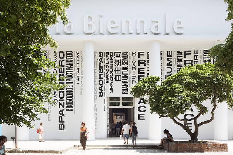 Bienal de Veneza, 2018