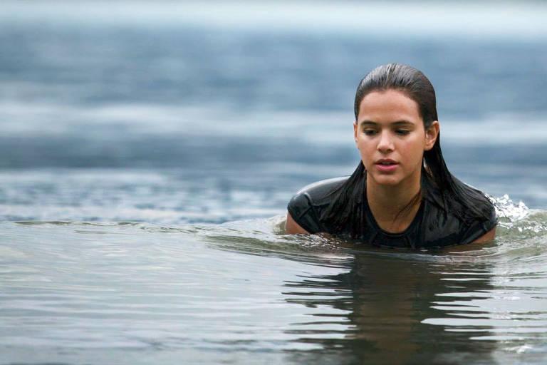 Imagens do filme 'Vou Nadar Até Você'
