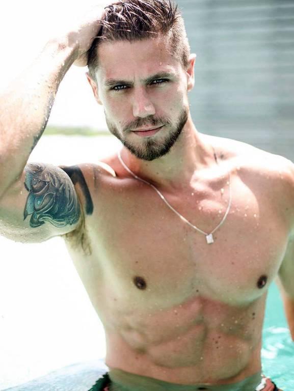 Imagens do modelo Jonas Sulzbach
