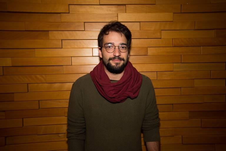 O ator Humberto Carrão