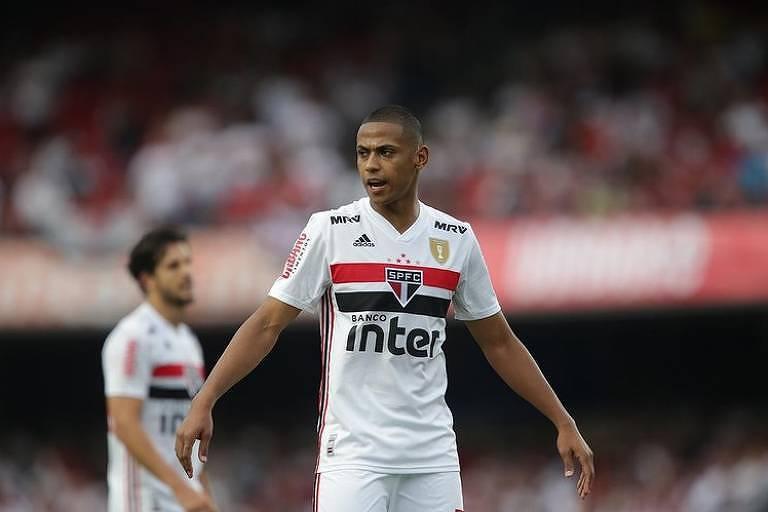 Bruno Alves está desde 2017 no São Paulo e se transformou em uma liderança dentro do elenco tricolor