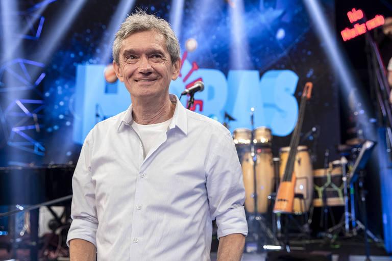 Serginho Groisman ( Apresentador )