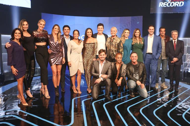 Domingo Talks apresenta programação da Record TV 2020