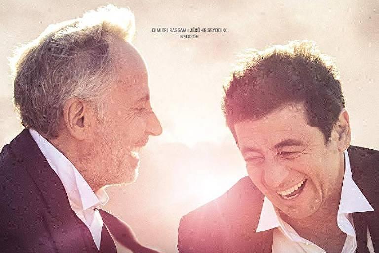 Cartaz do filme 'O Melhor Está Por Vir'