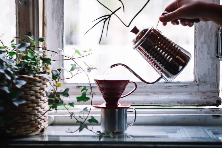 Café com Quintal