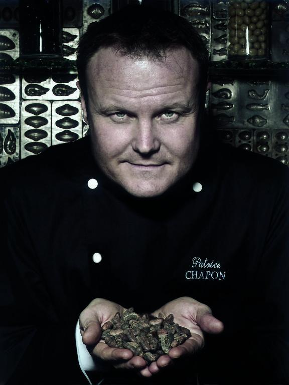 O chocolatier Patrice Chapon