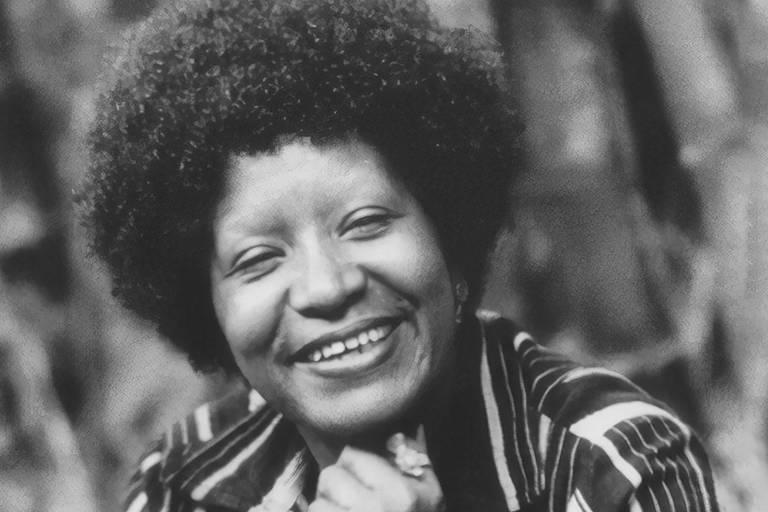 Lélia Gonzalez, feminista negra, uma das fundadoras do Movimento Negro Unificado (MNU)