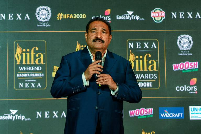 Sabbas Joseph, fundador e diretor da Wizcraft International Entertainment Pvt, fala sobre 21ª edição do NEXA IIFA Weekend & Awards 2020