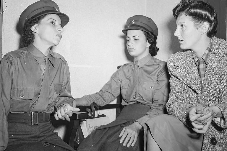 As enfermeiras brasileiras da 2ª Guerra Mundial