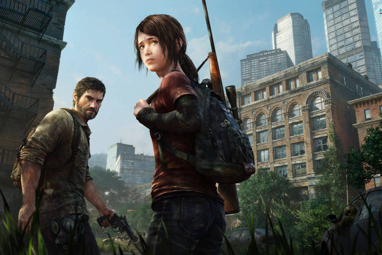 Game The Last of Us