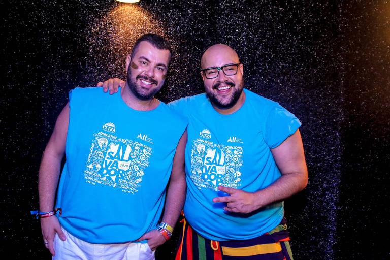Imagens do ator e cantor Tiago Abravanel