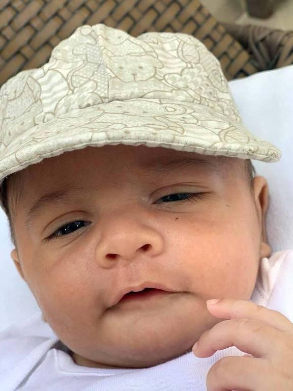 Leo, filho da Marília Mendonça e Murilo Huff