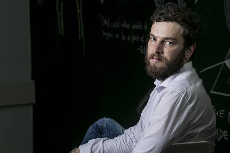 O empreendedor Dimas Timmers, 35, fundador da startup Nindoo