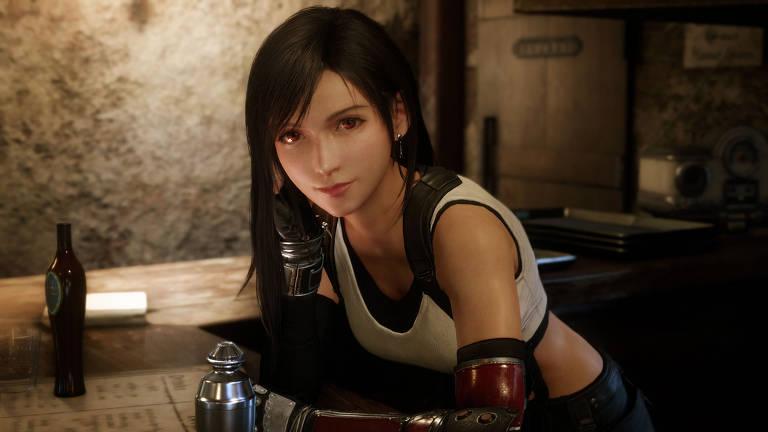 Veja imagens de 'Final Fantasy 7 Remake'