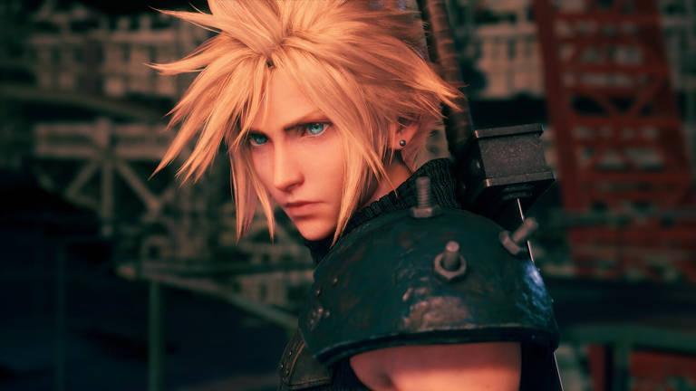 Veja imagens de 'Final Fantasy VII Remake'