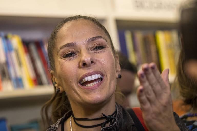 Adriane Galisteu assume lugar de Gugu no Power Couple da Record, diz colunista