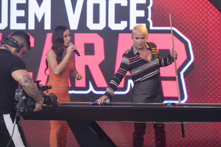Domingo Show, com Sabrina Sato