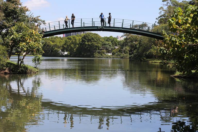 Ranking aponta os melhores e os piores parques de São Paulo