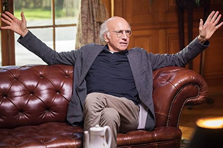 Larry David in Curb Your Enthusiasm (2000)