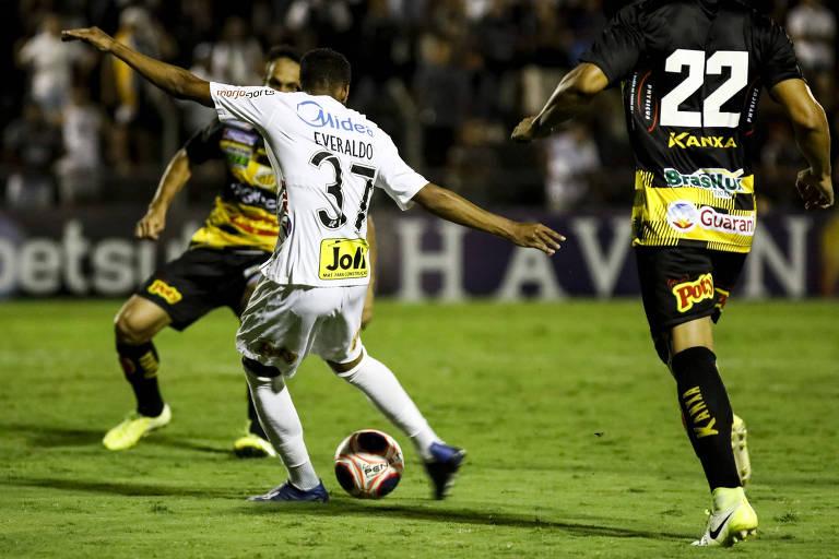 Partida entre Novorizontino x Corinthians, realizado esta tarde no Estádio Jorge Ismael de Biasi, jogo valido pela 9ª rodada do Campeonato Paulista 2020