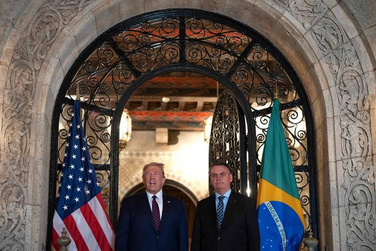 Visita de Jair Bolsonaro aos EUA