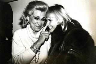 Hebe Camargo e Xuxa Meneghel