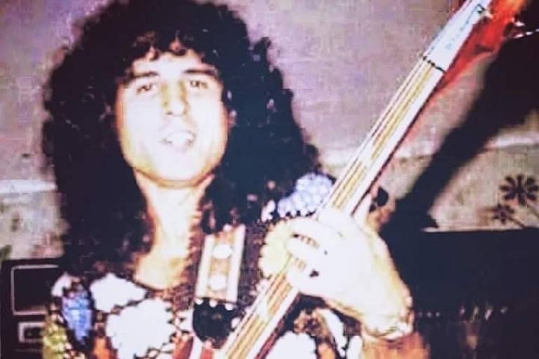 Cargê, herói do rock