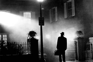 FILE PHOTO FROM FILM THE EXORCIST