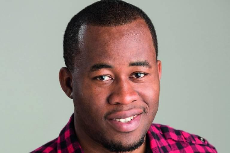O autor nigeriano Chigozie Obioma