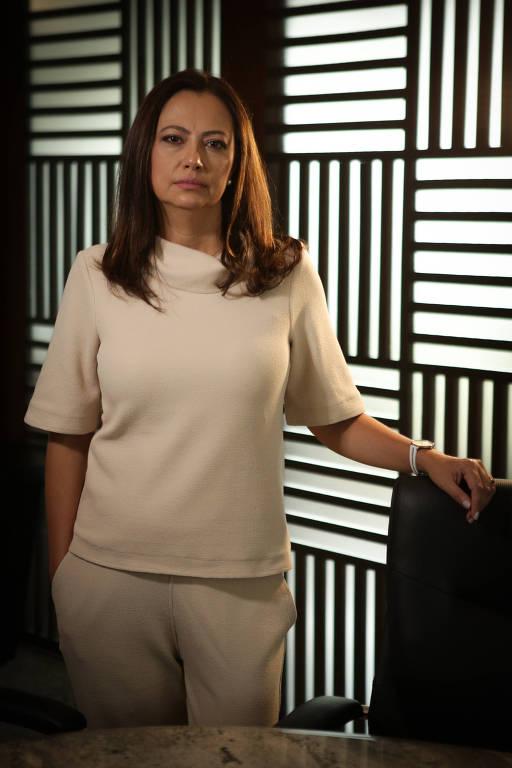 A juíza federal Tani Wurster, coordenadora da Ajufe (Associação dos Juízes Federais do Brasil) Mulher