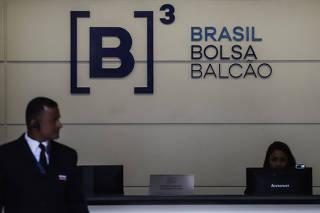 BRASIL-SAO PAULO-BOLSA