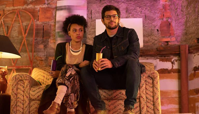 """Cena da série """"Todxs Nós"""", produção original da HBO no Brasil"""
