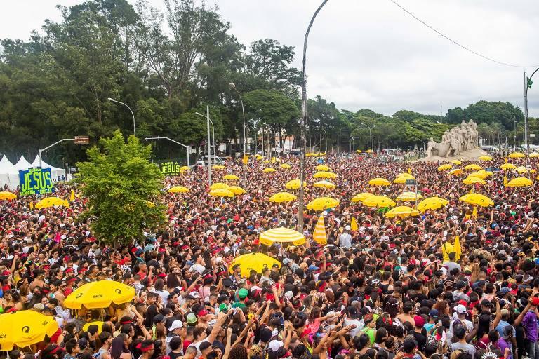 Blocos de SP pedem reunião com prefeito Ricardo Nunes por Carnaval de 2022