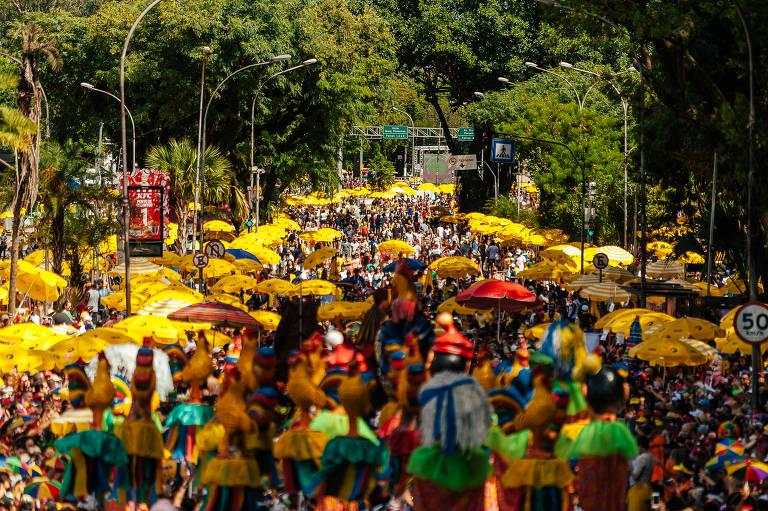 Cidade de São Paulo deve liberar Réveillon e Carnaval, diz Ricardo Nunes