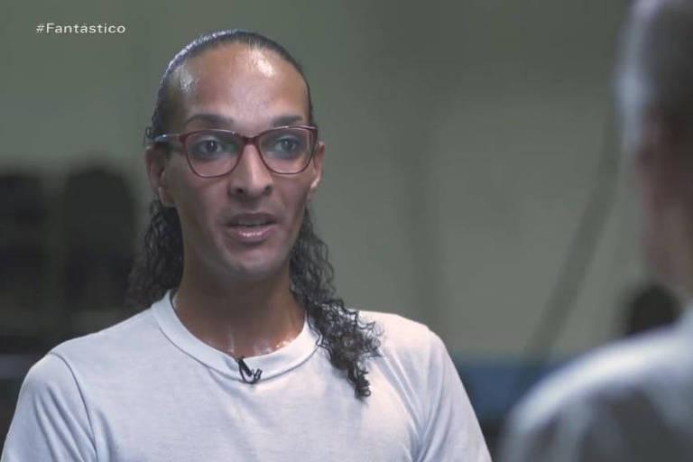 Suzy Oliveira, detenta trans que foi entrevistada por Drauzio Varella