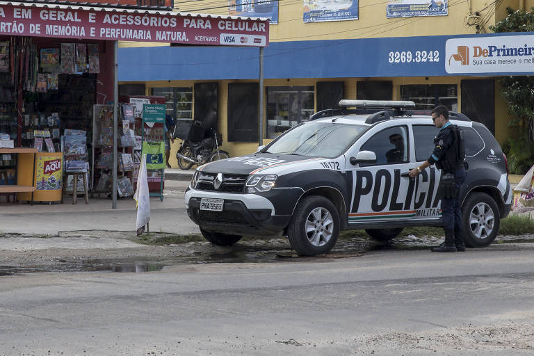 Medo após motim no Ceará