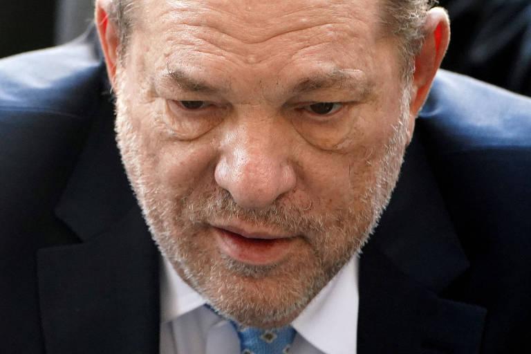 Harvey Weinstein é transferido para presídio de segurança máxima