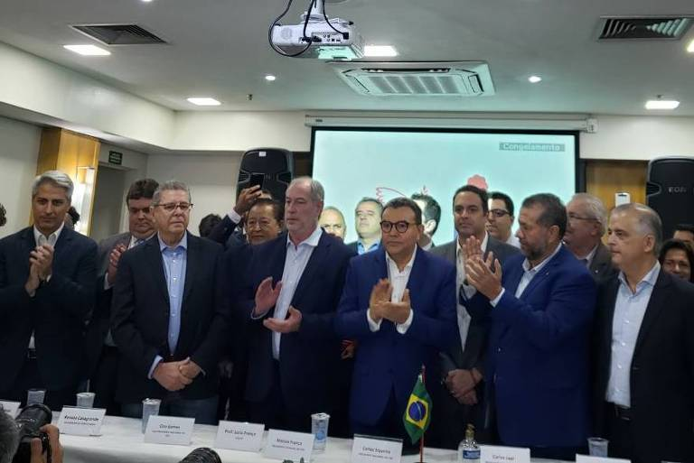 PSB e PDT formam aliança e lançam Márcio França (PSB) para a Prefeitura de São Paulo