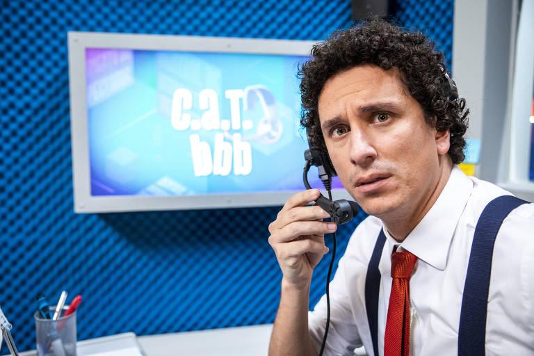 Imagens do ator Rafael Portugal