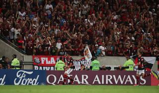 Copa Libertadores - Group A - Flamengo v Barcelona