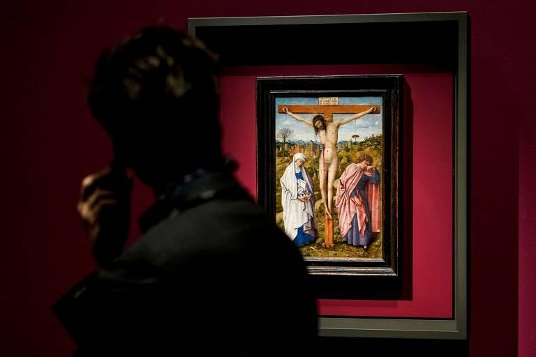 Obras dos irmãos Van Eyck