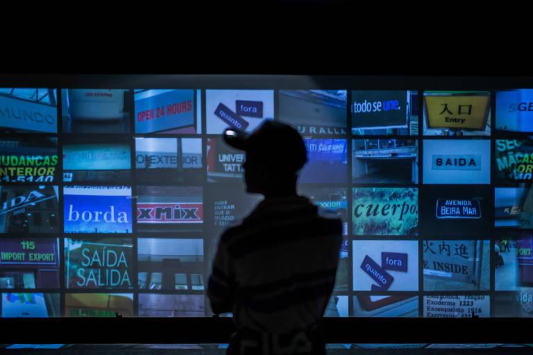 Museu da Língua Portuguesa reabre para visita monitorada