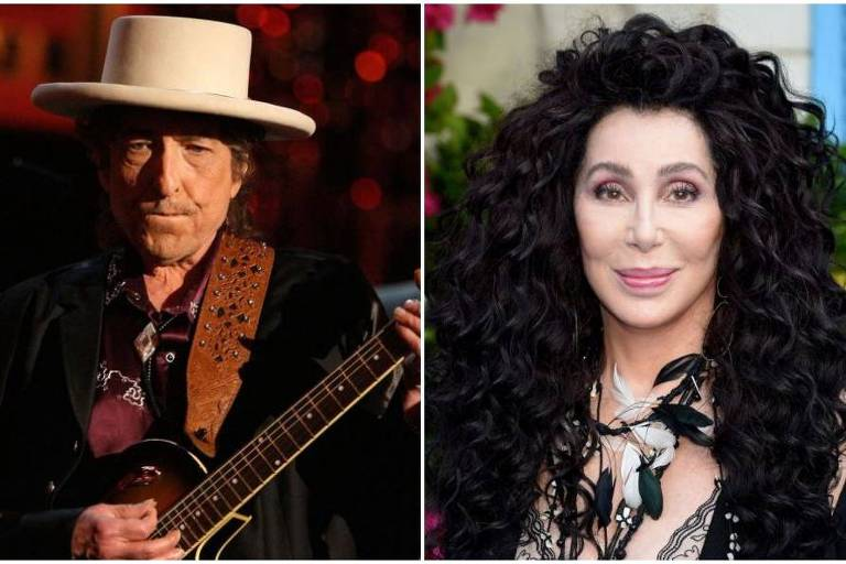 Bob Dylan e Cher cancelam shows